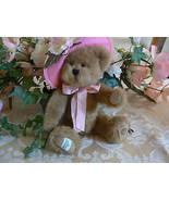 Vintage Boyds Bear-The Head Bean Collection-May T. Beary-Bear of the Mon... - $34.64
