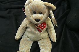 Ty Original Signature Beanie Baby 1999 Excellent Mint MWMT No Stamp - $218.78