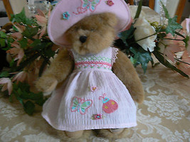 Vintage Boyds Bear-Boyds Best Dressed Series-Sophie Kaitlyn-Bear of the ... - $39.59