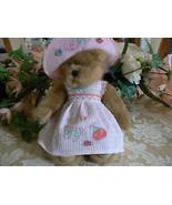 Vintage Boyds Bear-Boyds Best Dressed Series-Sophie Kaitlyn-Bear of the ... - $39.59