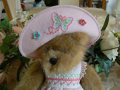 Vintage Boyds Bear-Boyds Best Dressed Series-Sophie Kaitlyn-Bear of the Month