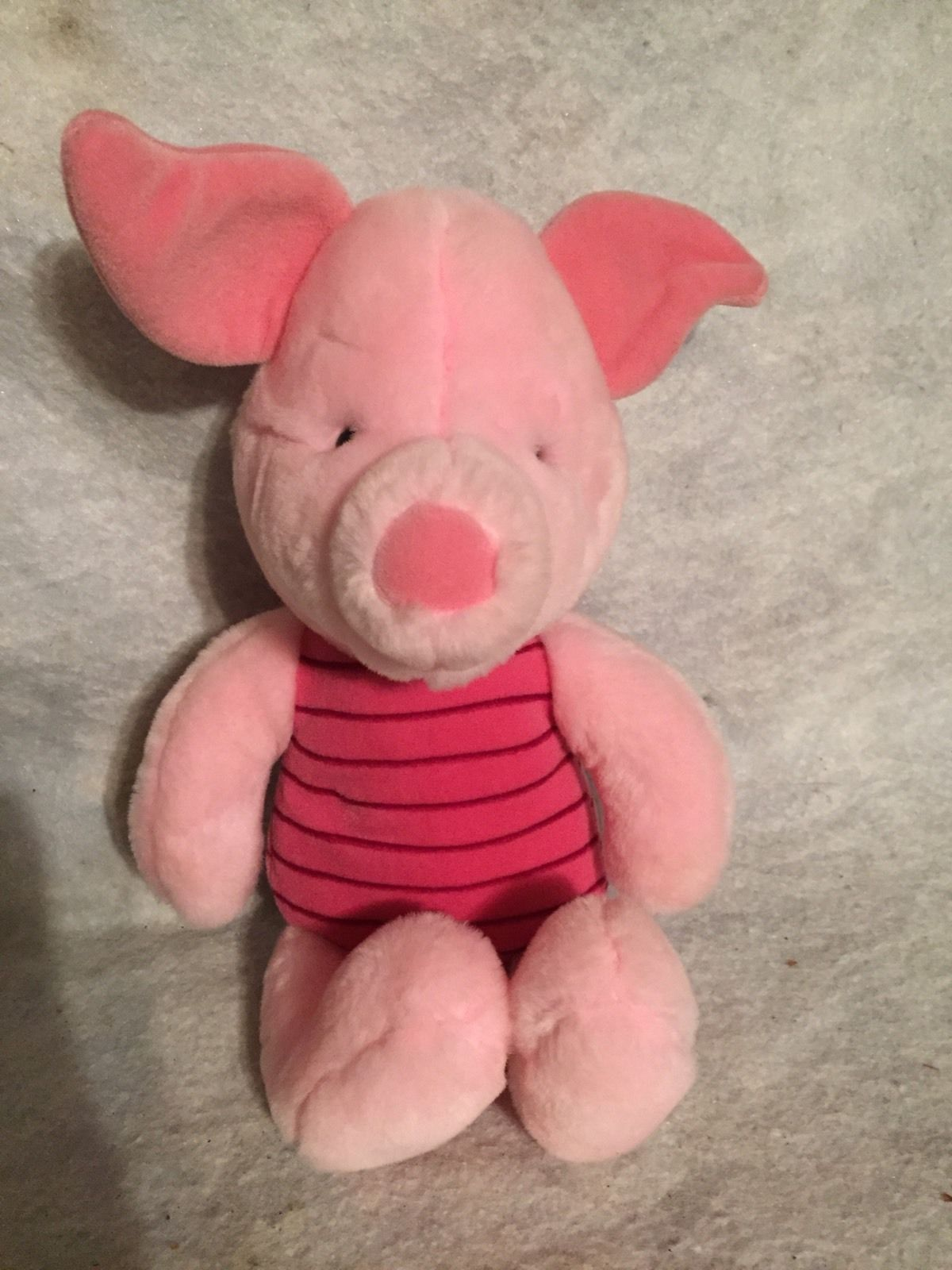 "Primary image for Disney Winnie The Pooh Friend Piglet Doll Plush Stuffed Animal. 13"" Exclusive."