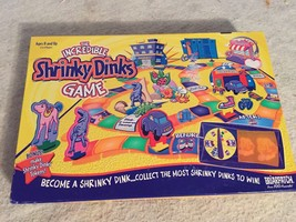 THE INCREDIBLE SHRINKY DINKS GAME 2002 Briarpatch. Complete. 8+. 2-4 Pla... - $17.34