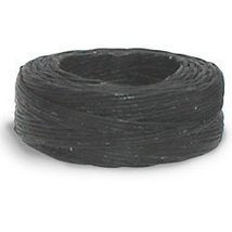 Tandy Leather Waxed Thread 25 yds (22.9 m) Black - $9.95