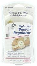 PediFix Nighttime Bunion Regulator,  Right Foot, Medium - $19.95
