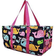 """Large Tote Bag Collapsible~23""""~Utility~Laundry~Diapers~Picnic~Shopping~O... - $651,14 MXN"""