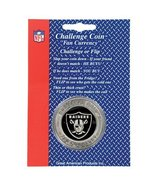 Oakland Raiders NFL Challenge Coin/Lucky Poker Chip - $3.13