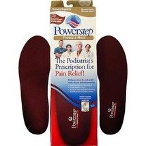 Powerstep Pinnacle Maxx Full Length Mens 8 - $44.95