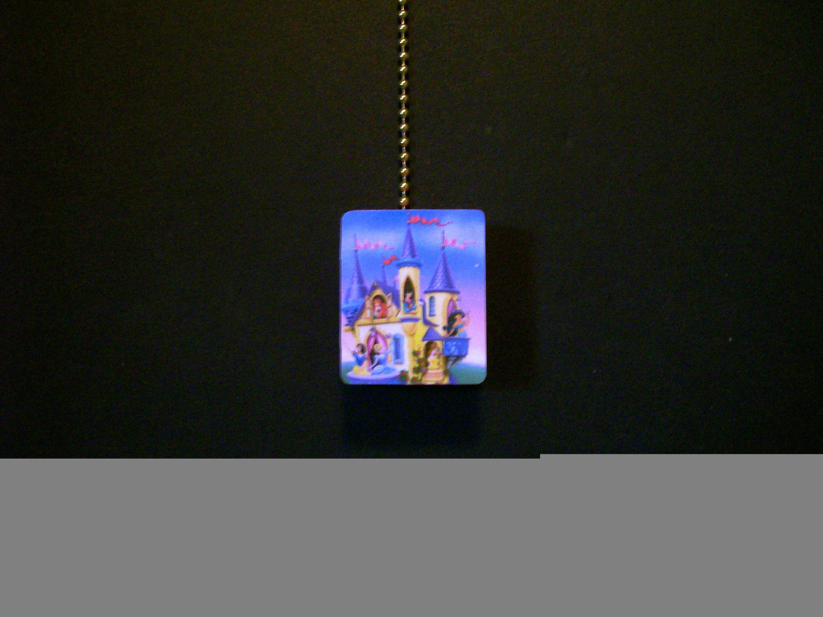 Disney Princess Castle Ceiling Fan Pull and 50 similar items