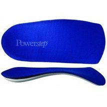 Powerstep 3/4 Insole Slimtech Mens 10 - $34.95