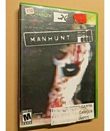 Manhunt for Xbox - No Booklet - Good Condition - $14.85