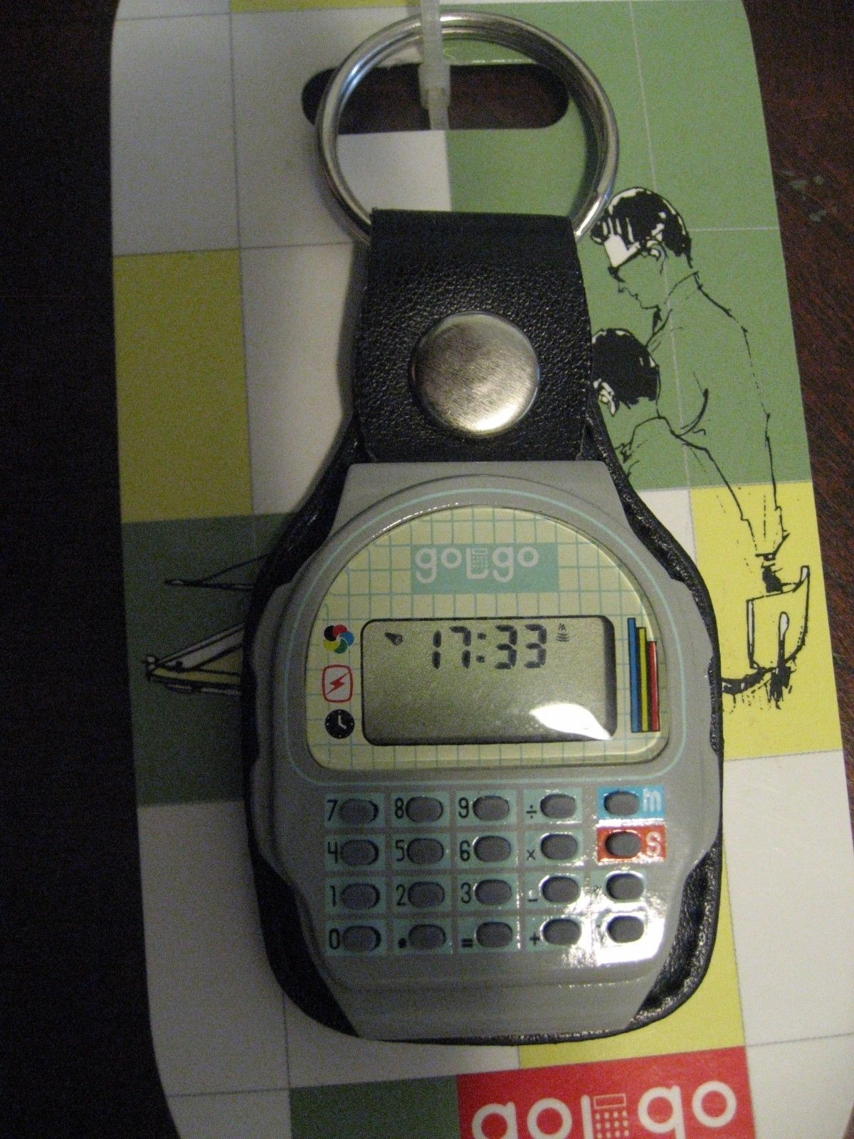 Primary image for Calculator Key chain for perfect give away gifts