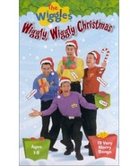 The Wiggles - Wiggly, Wiggly Christmas [VHS] [VHS Tape] [2000] - $3.95