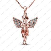 Sterling Silver 925 Womens Inspired by Disney Merida Princess Angel Baby... - £43.65 GBP