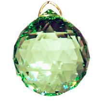 Swarovski 20mm Crystal Faceted Ball Prism image 9