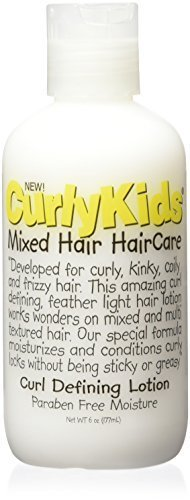 CurlyKids Curl Defining Lotion, 6 Ounce
