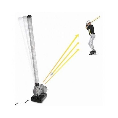 Primary image for Baseball Pitching Machine Soft Training Ball Portable Sports Shagger Outdoor Fun