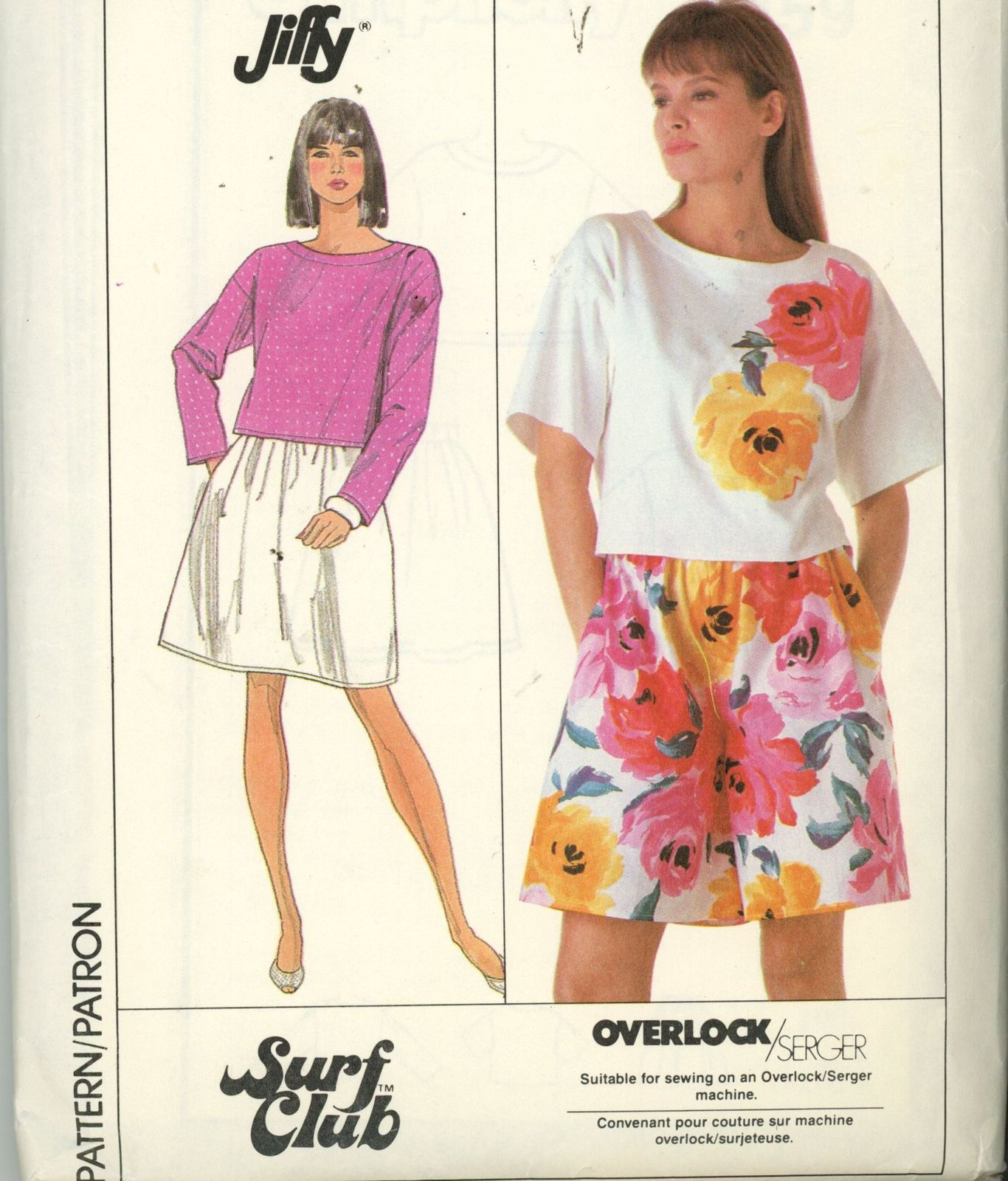 Primary image for Women's Skirt, Shorts and Top Sewing Pattern Size 10-20 Uncut Simplicity 9159