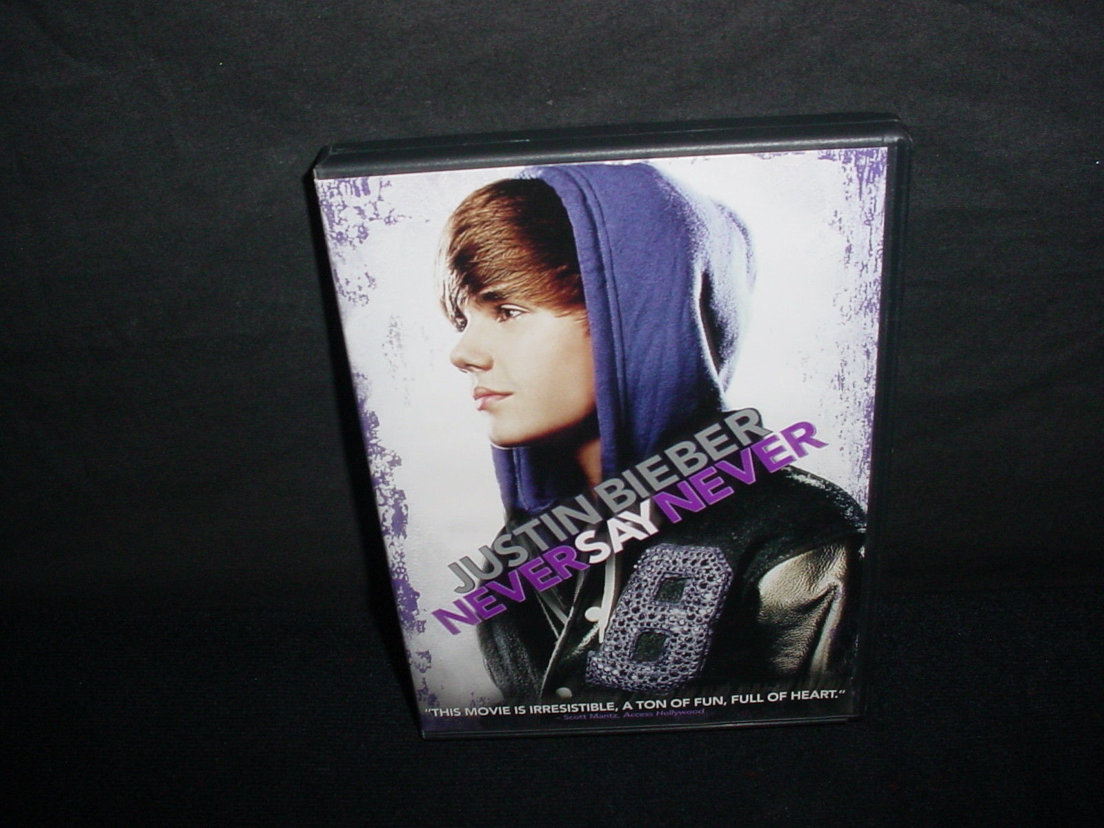 Primary image for Justin Bieber Never Say Never DVD Movie