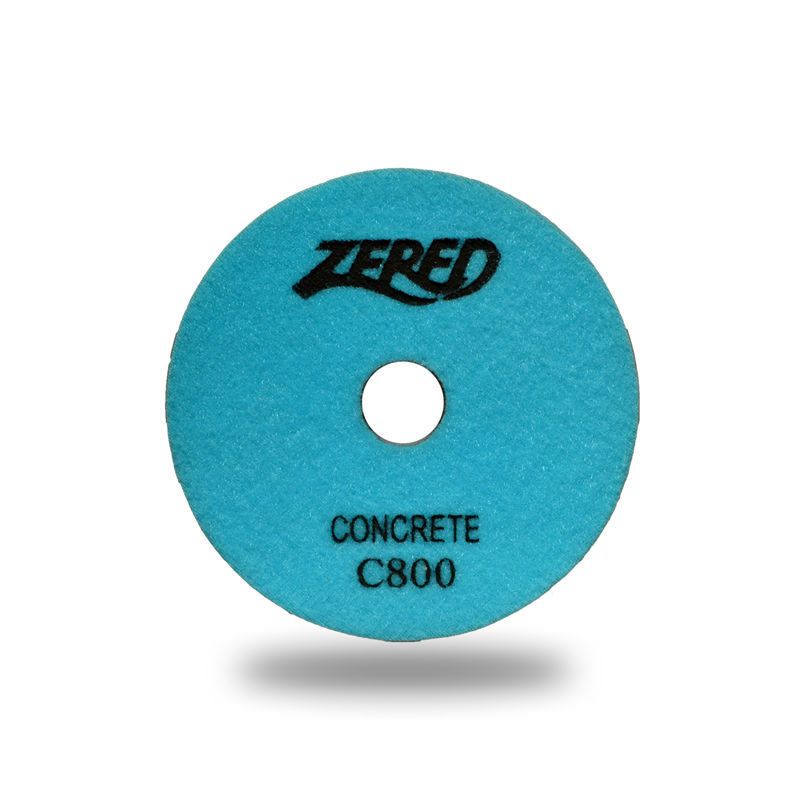 "Primary image for ZERED 3"" Diamond Concrete Resin Polishing Pads Grit 800"
