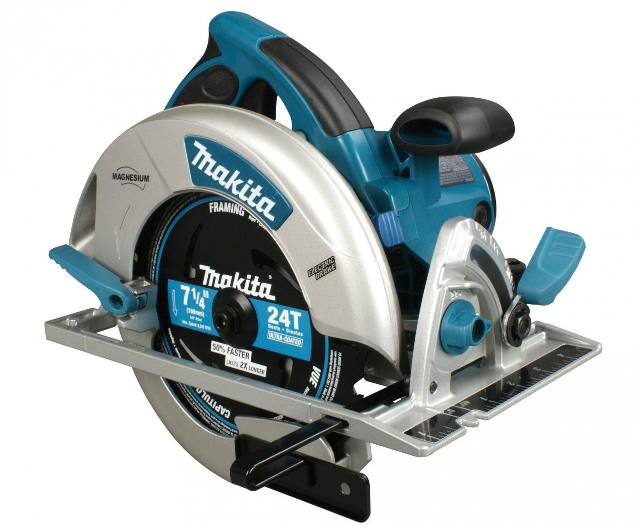 "Primary image for Makita 5-1/2"" Circular Saw (with Electric Brake) - 5005BA Granite"
