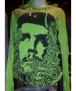 lady hoodie long sleeve cotton REVOLUTION CUBA hippie Che Guevara Freedo... - $12.86
