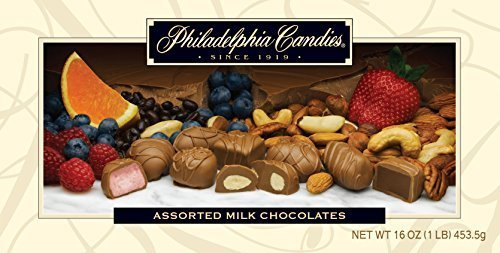 Primary image for Philadelphia Candies Assorted Milk Boxed Chocolates