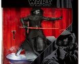 Star Wars The Force Awakens Kylo Ren Starkiller Base Exclusive Black Series