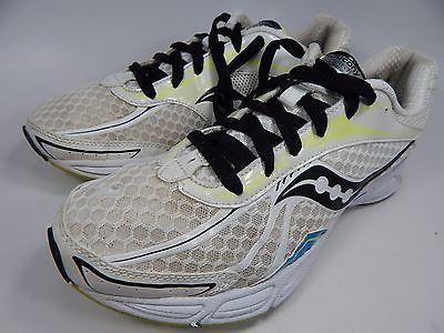 Saucony Fastwitch 5 Women's Running Shoes Sz US 10 M (B) EU 42 White 10102-1