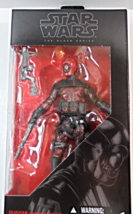 Star Wars Guavian Enforcer #08 The Force Awakens The Black Series figure - $20.88