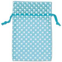 White Dot Organdy Bags, Medium  - Color Choice - $16.00