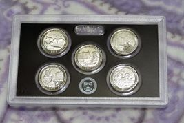 2 2017-S US Mint 225TH Anniversary Uncirculated ENHANCED 10 Coin Set In Mint Box image 10