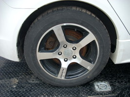 2009 MITSUBISHI LANCER ELBRUS WHEEL WITH BRIDGESTONE TIRE  image 2