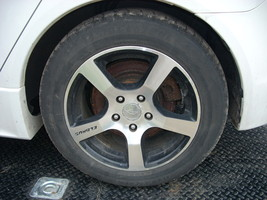2009 MITSUBISHI LANCER ELBRUS WHEEL WITH BRIDGESTONE TIRE  image 3
