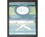 Ocean blue green patterend gift card holder main thumb155 crop