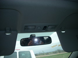 2009 MITSUBISHI LANCER INTERIOR MIRROR
