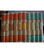 Vintage Young  Folks L ibrary (10 books) Charles E Knapp copyright 1938 - $35.95
