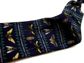 PURITAN   The BUGS & BUTTERFLIES  WORLD   Mens 100 SILK  Necktie 8-1231A - $15.99