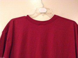 Unisex Men's XXL Women's 3XL T-Shirt Tee Top Red Pink-ish UCP of Chemung County image 7