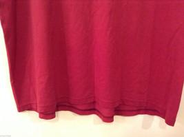 Unisex Men's XXL Women's 3XL T-Shirt Tee Top Red Pink-ish UCP of Chemung County image 4