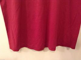 Unisex Men's XXL Women's 3XL T-Shirt Tee Top Red Pink-ish UCP of Chemung County image 8