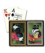 CONGRESS BUTTERFLIES BRIDGE PLAYING CARDS 2 D... - £7.74 GBP