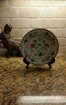 """Villeroy & Boch Indian Summer 12 1/2"""" Chop  Plate Round Platter GREEN FL... - $49.45"""