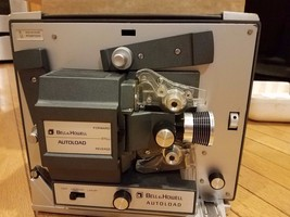 Bell & Howell  Model  357 Z  Autoload Super 8 Movie Projector Original Box - $79.95