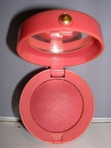 Bourjois Little Round Pot Blush 53 Rouge Emotion Mirror Compact NWOB - $16.83