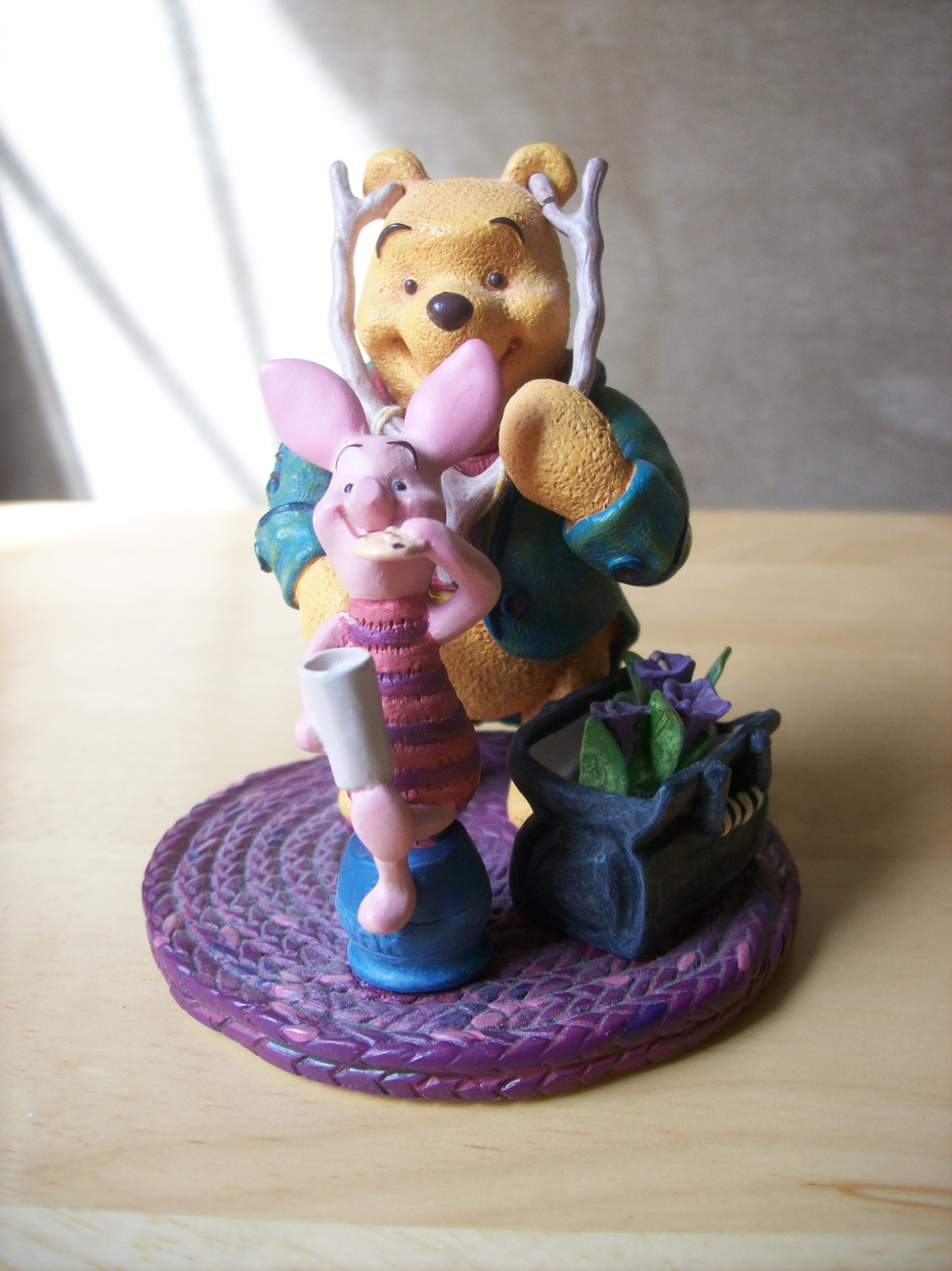 Primary image for Disney Simply Pooh & Piglet Figurine