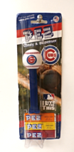 Pez Candy MLB Chicago Cubs Single Dispenser  - $18.00