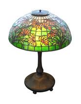 Tiffany Black-Eyed Susan Lamp Mosaic Glass - $48,500.00