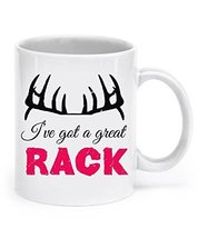 Hunting Mugs For Women - Deer Mug Funny - Hunting Mug Funny - Ive Got A ... - $9.75