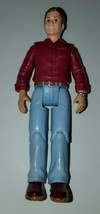 FISHER PRICE Loving Family Dollhouse 2006 Dad Father Man Blue Jeans Burg... - $9.31